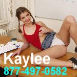 Phonesex with Teen Kaylee
